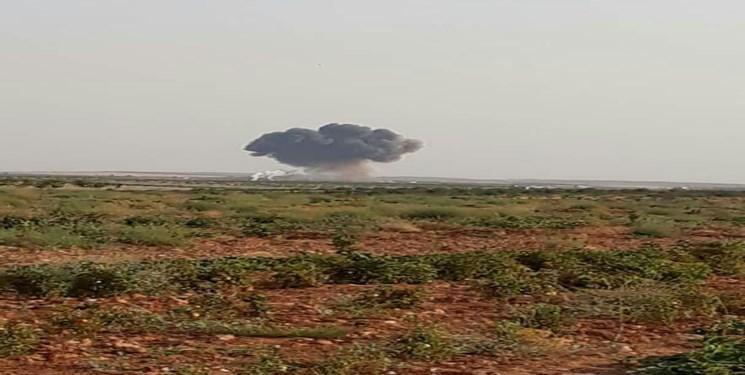 سانا: نیروهای ترکیه یک جنگنده سوریه را در ادلب ساقط کردند