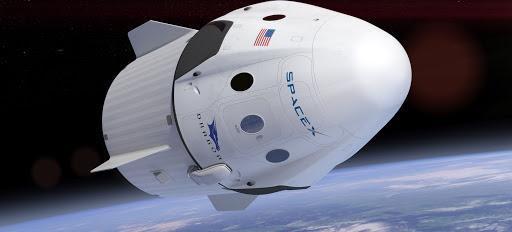 کپسول دراگون 1 به ایستگاه فضایی بین المللی رسید