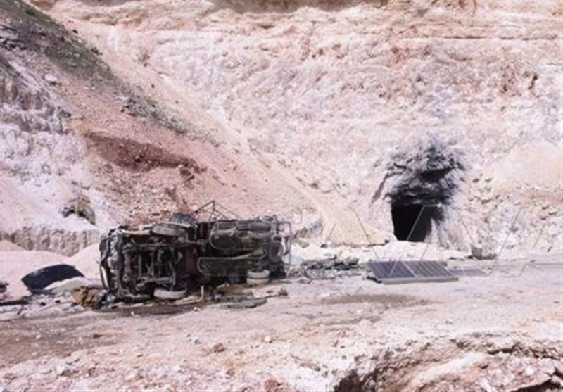 سوریه، کشف مخفیگاه زیرزمینی سرکرده جبهه النصره