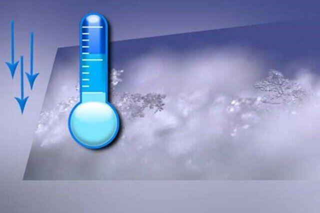 خبرنگاران دمای هوای تهران 5 درجه سرد می شود