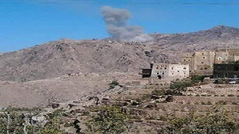 خبرنگاران عربستان مناطق مسکونی یمن را گلوله باران کرد