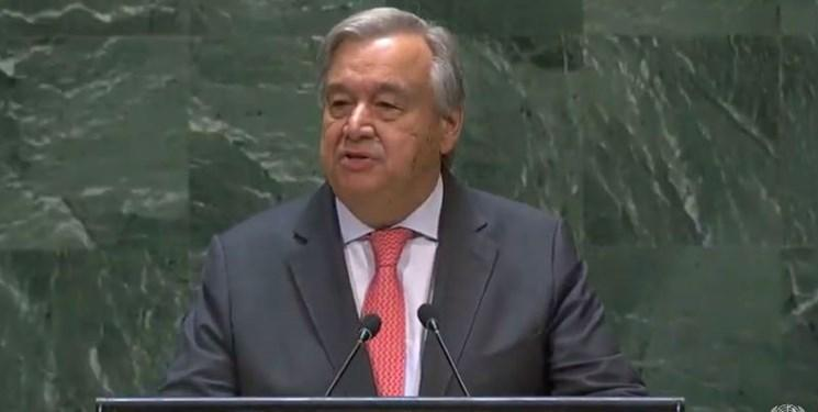 پیغام نوروزی دبیرکل سازمان ملل متحد