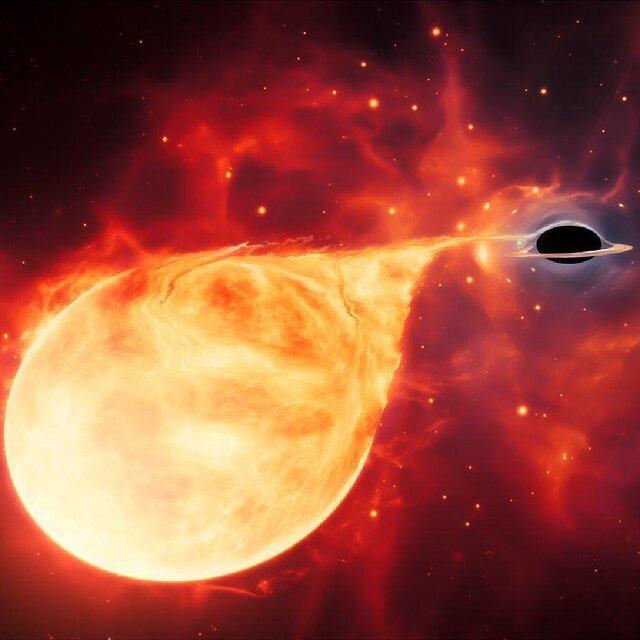 تمام سیاه چاله ها، کلان جِرم نیستند