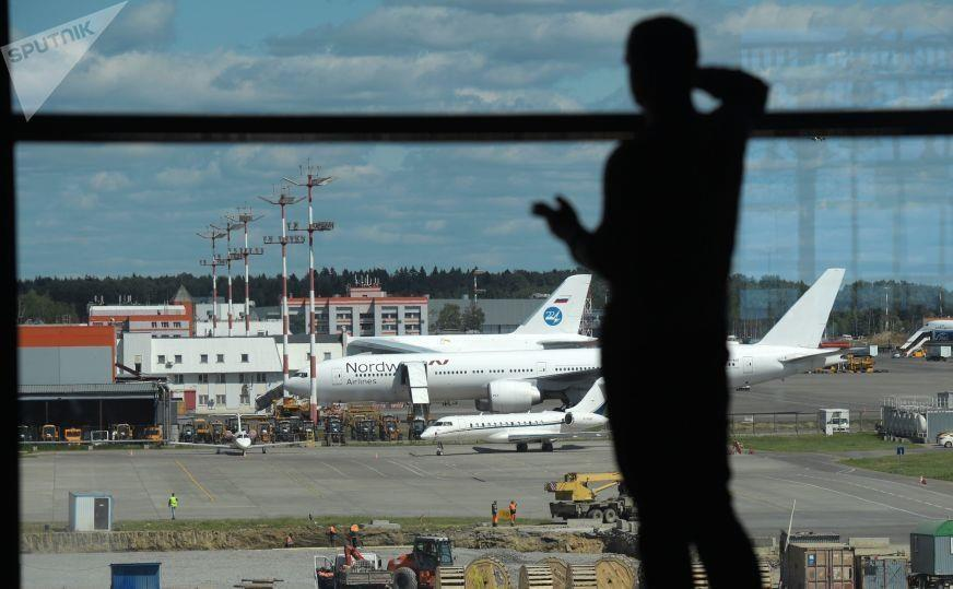 روسیه خطوط هوایی خود را متوقف می نماید