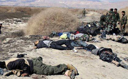 خبرنگاران هلاکت 14 داعشی در حمله جنگنده های عراقی