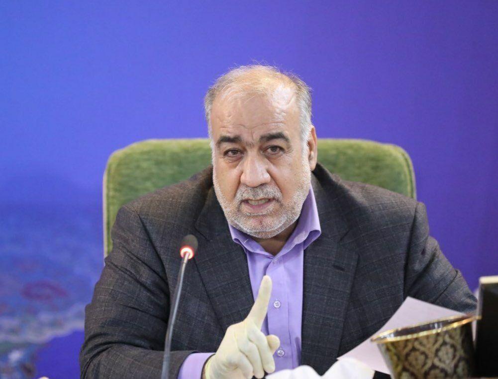 خبرنگاران تونل سیاه طاهر عیدی دولت به مردم اورامانات است