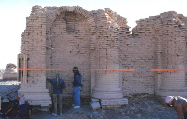 کارشناسان آلمانی به یاری بازسازی میراث عراق می آیند
