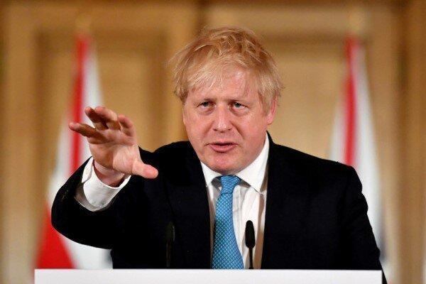 هشدار جانسون درباره لغو زودهنگام محدودیت های کرونایی در انگلیس