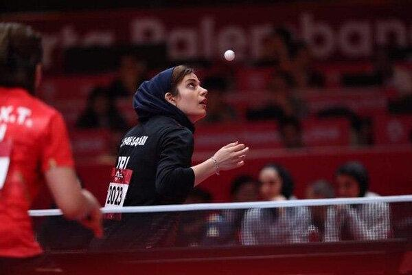 پیش بینی 12 اعزام برون مرزی برای تیم ملی تنیس روی میز بانوان