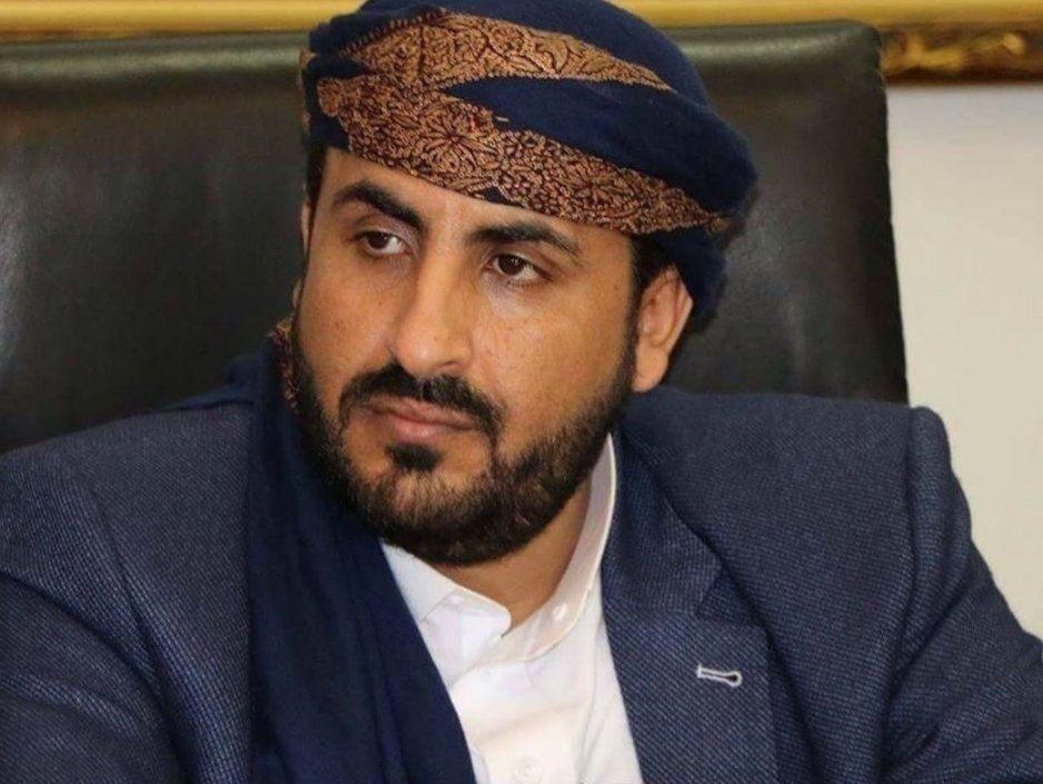 عبدالسلام: ملت یمن از نیرو های مسلح حمایت می نماید