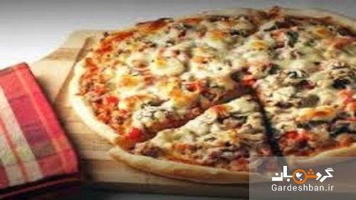 طرز تهیه پیتزای هندی