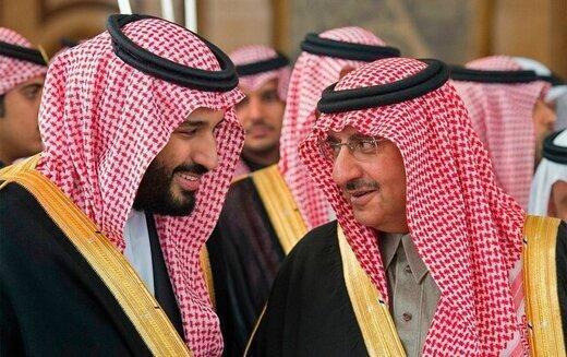 ابراز نگرانی از احتمال قتل بن نایف به دست ولی عهد سعودی