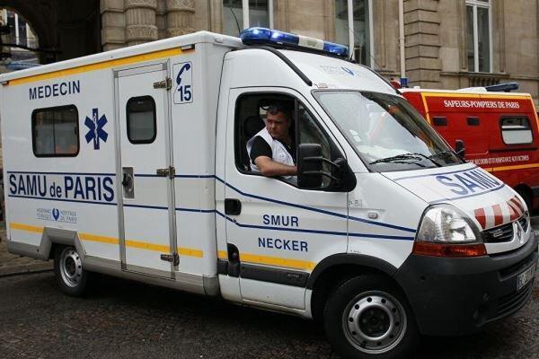 انفجار یک دستگاه خودپرداز در شهر پاریس، 7تن زخمی شدند