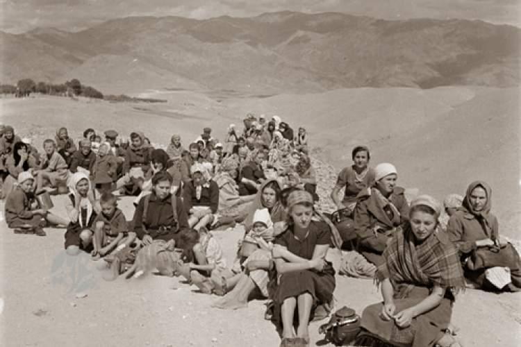 بازتابی از رنج ها و سختی های اسیران لهستانی و استقبال ایرانیان از این پناهندگان