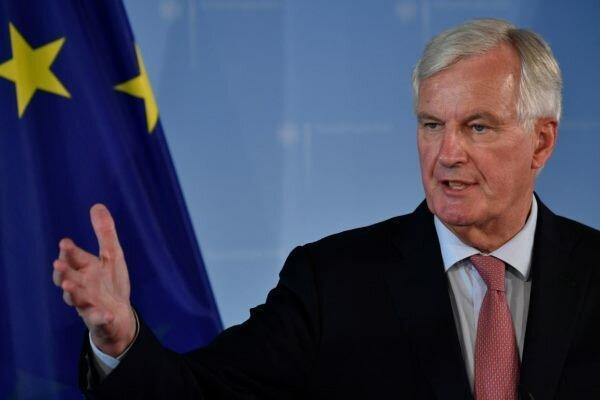 رئیس کمیسیون اروپا جانشین میشل بارنیه می گردد