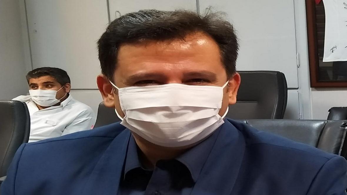 انتصاب سرپرست جدید بیمارستان آیت اله طالقانی آبادان