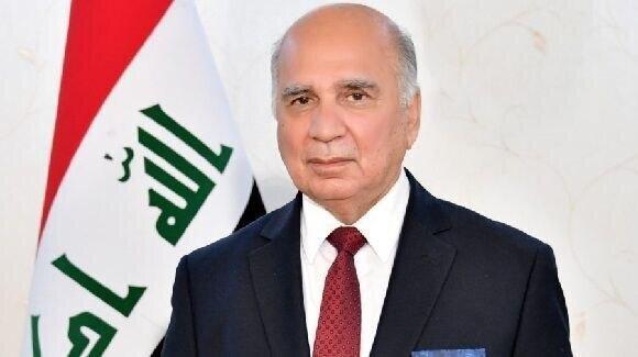 وزیر خارجه عراق:ایران گفت حملات به هیات های دیپلماتیک ارتباطی به ما ندارد