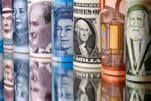 جزئیات قیمت رسمی 47 ارز، نرخ 19 ارز کاهش یافت