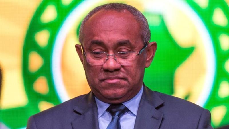 فیفا، رئیس کنفدراسیون فوتبال آفریقا را 5 سال محروم کرد