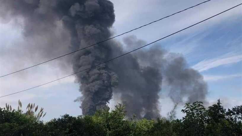 آتش سوزی در خط لوله نفت عراق به لبنان مهار شد