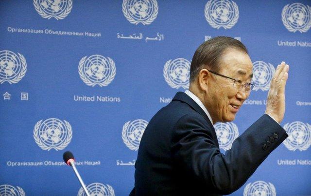 بان کی مون: کره جنوبی باید پیامی جدی به کره شمالی بدهد