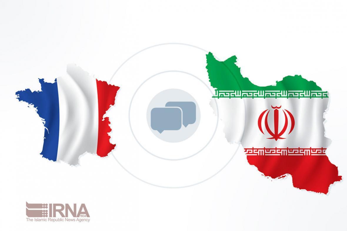 خبرنگاران فارسی؛ زبان دیپلماتیک ایران و فرانسه است
