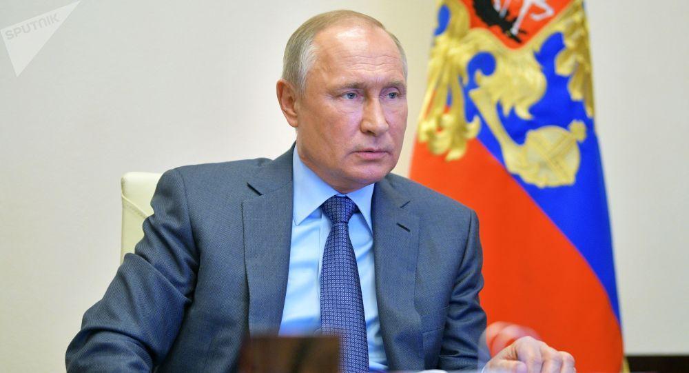 فرمان مهم پوتین درباره شروع واکسیناسیون کرونا