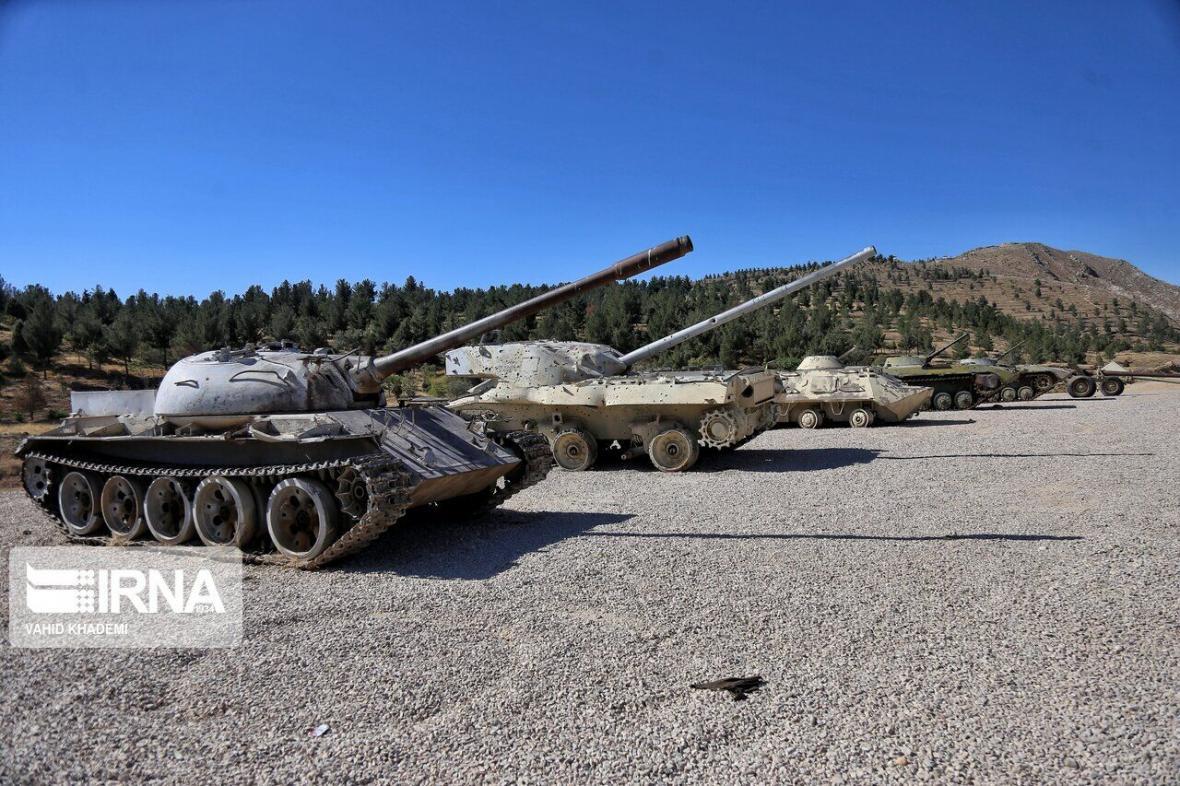 خبرنگاران باغ موزه دفاع مقدس خراسان شمالی 75 درصد پیشرفت فیزیکی دارد