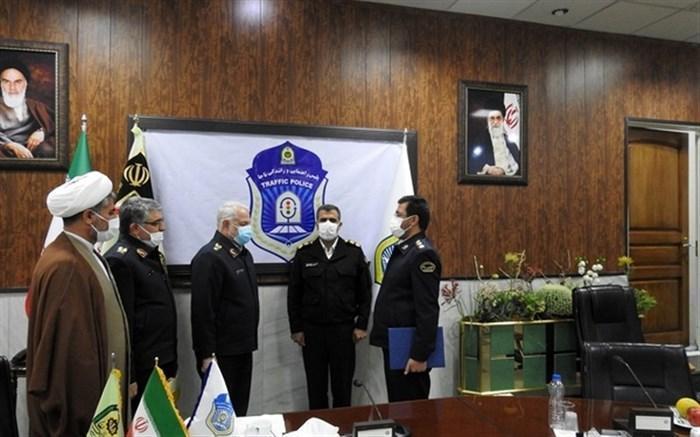 رئیس جدید پلیس راه راهور ناجا معرفی گشت