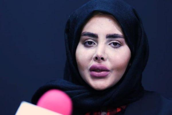 اولین اظهارات سحر تبر پس از آزادی از زندان؛ توبه نامه نوشتم