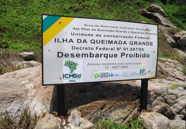 جزیره مارها، مکانی ممنوعه در برزیل