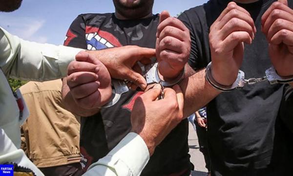 سارقان مسلح منزل در دام پلیس آگاهی بندرماهشهر