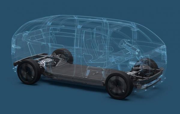 اپل پلتفرم خودروی الکتریکی خود را با همکاری یک استارت آپ توسعه می دهد