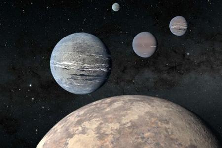 کشف 4 سیاره فراخورشیدی جدید