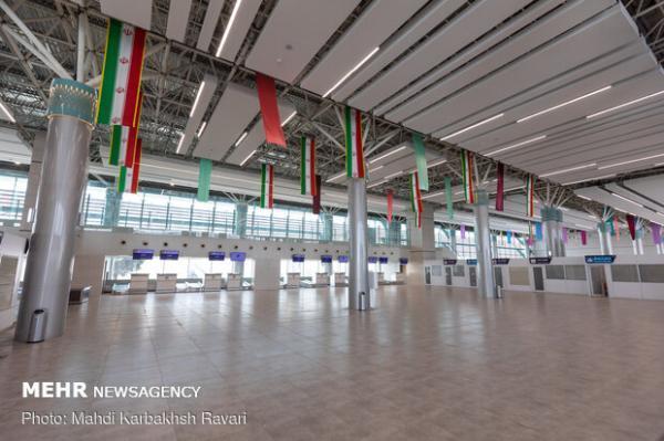 ارتقای ظرفیت صنعت فرودگاهی با دانش بنیان ها ارتقا می یابد