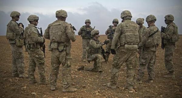 آغاز رزمایش مشترک آمریکا و امارات در ابوظبی