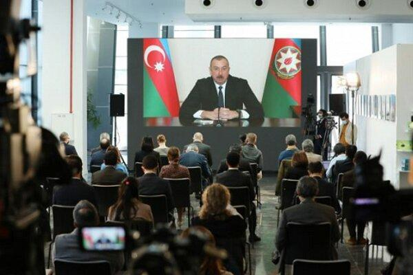 درباره پرسش خبرنگاران از رئیس جمهور آذربایجان