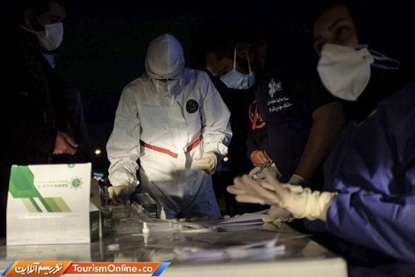 انجام تست سریع کرونا در مسیرهای ریلی خوزستان، 8 مسافر کرونایی در 2 روز شناسایی شدند