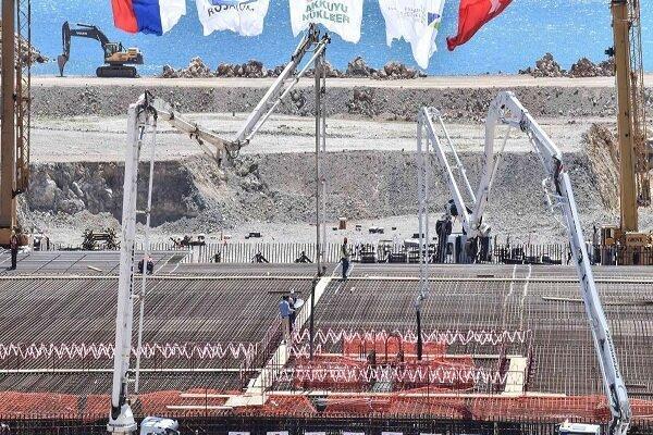 نیروگاه هسته ای ترکیه ایمنی منطقه را به خطر می اندازد!