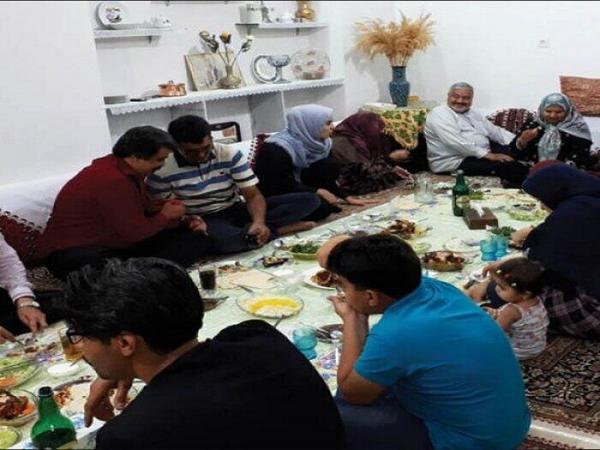 خبرنگاران کرونا عیدانه دید و بازدیدهای نوروزی
