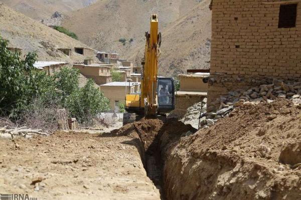 خبرنگاران 744 روستای کردستان به شبکه سراسری گاز متصل شد