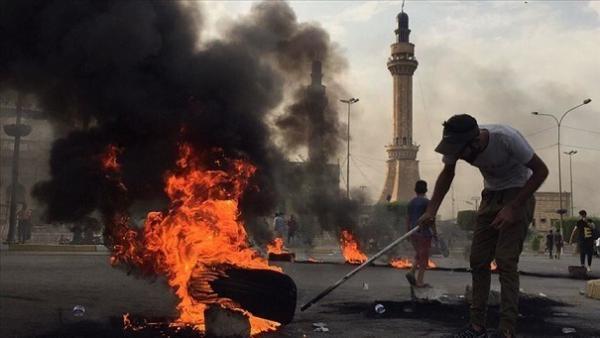 دور جدید اعتراضات جنوب عراق با شعار برکناری استانداران