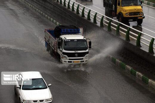 هواشناسی هشدار داد، وقوع رگبار و رعد و برق در این 11 استان