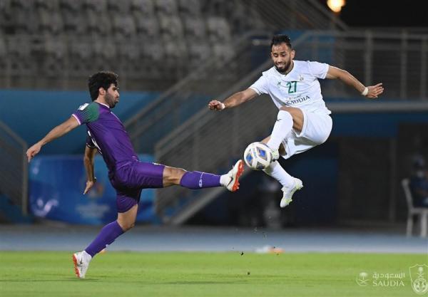 لیگ قهرمانان آسیا، الاهلی جای استقلال را در جدول گروه C گرفت