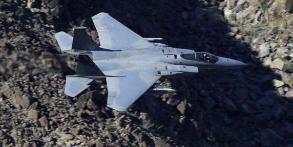 افشای قصد آمریکا برای سرکوب اعتراضات با جنگنده های اف-15 در کالیفرنیا