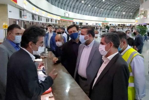 خبرنگاران مسافران برای گذر از شرایط کرونایی از سفرهای غیرضروری اجتناب نمایند