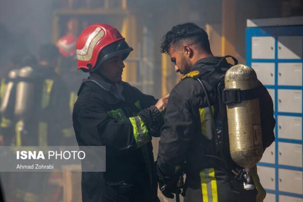 از واکسن کرونا برای آتش نشانان تهرانی خبری نیست